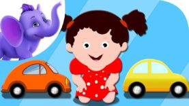 Up to the Ceiling – Nursery Rhyme with Karaoke