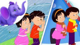 Whether the weather – Nursery Rhyme with Karaoke