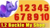 1 2 Buckle My Shoe Nursery Rhyme in 4K | Marathi Rhymes From APPUSERIES