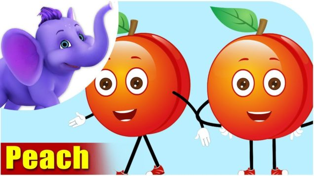 Aadoo – Peach Fruit Rhyme in Hindi