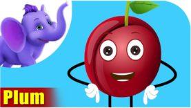 Aaloobukhaaraa – Plum Fruit Rhyme in Hindi