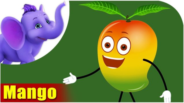Aam – Mango Fruit Rhyme in Hindi