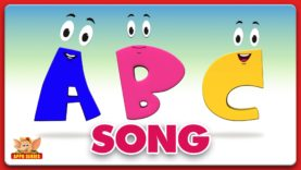 ABC Song in Hindi (3D)