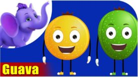 Amrood – Guava Fruit Rhyme in Hindi