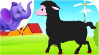 Baa Baa Black Sheep in Tamil