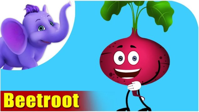 Beetroot – Vegetable Rhymes in Marathi