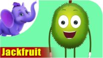 Fanas – Jackfruit Fruit Rhyme in Marathi