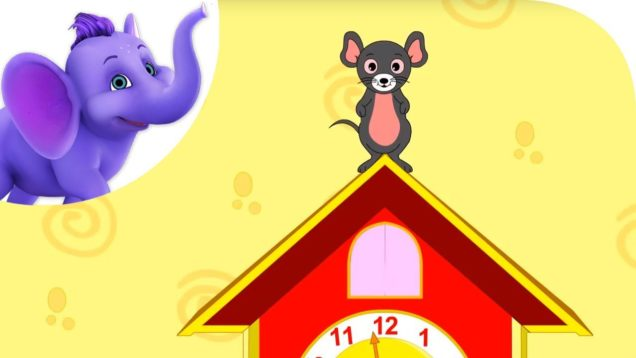 Hickory Dickory Dock in Telugu