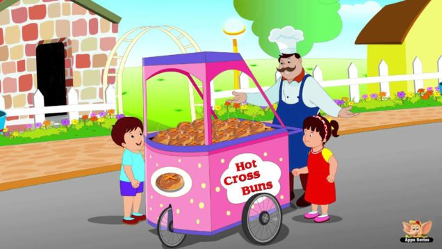 Hot Cross Buns in Bengali – Nursery Rhyme