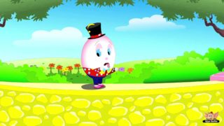 Humpty Dumpty in Bengali – Nursery Rhyme