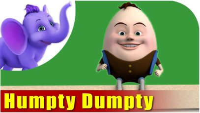 Humpty Dumpty Nursery Rhyme in 4K | Marathi Rhymes From APPUSERIES