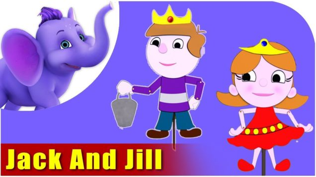 Jack And Jill Nursery Rhyme in 4K | Marathi Rhymes From APPUSERIES