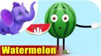 Kalingad – Watermelon Fruit Rhyme in Marathi