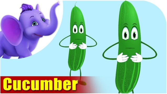 Kheera (Cucumber) – Vegetable Rhymes in Hindi