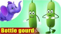 Lauki (Bottle Gourd) – Vegetable Rhymes in Hindi