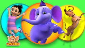 Learning Colors, Colors Song in Hindi for Kids