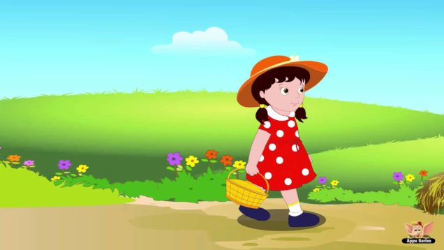 Little Miss Muffet in Bengali – Nursery Rhyme