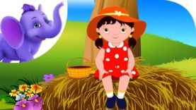 Little Miss Muffet in Hindi