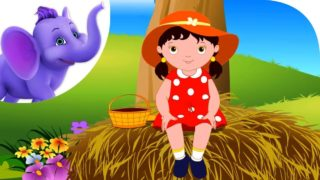 Little Miss Muffet in Telugu