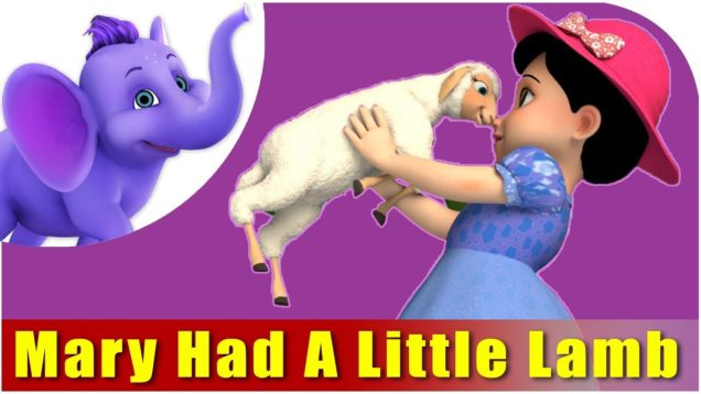 Mary Had A Little Lamb | Hindi Rhymes from Appuseries (4K)