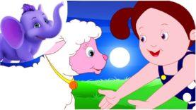Mary had a Little Lamb in Hindi