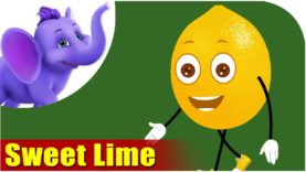 Mosambe- Sweet Lime Fruit Rhyme in Marathi