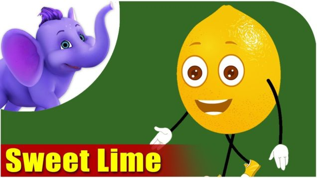 Mosambi – Sweet Lime Fruit Rhyme in Hindi