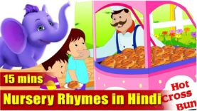 Nursery Rhymes in Hindi – Collection of Twenty Rhymes