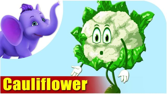 Phool Gobi (Cauliflower) – Vegetable Rhymes in Hindi