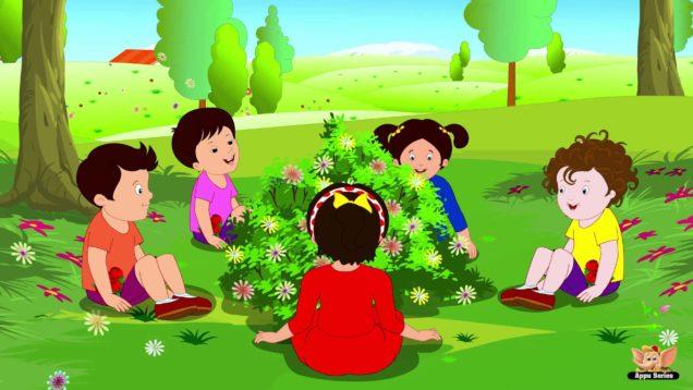 Ringa Ringa Roses – Nursery Rhyme