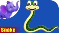 Saanp (Snake) Animal Rhymes | Hindi Rhymes from Appuseries