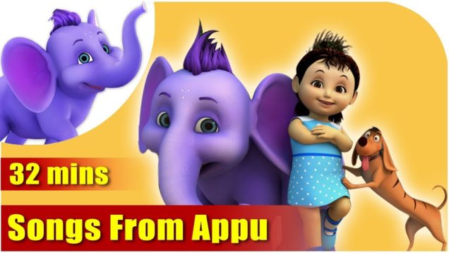 Songs From Appu in Hindi
