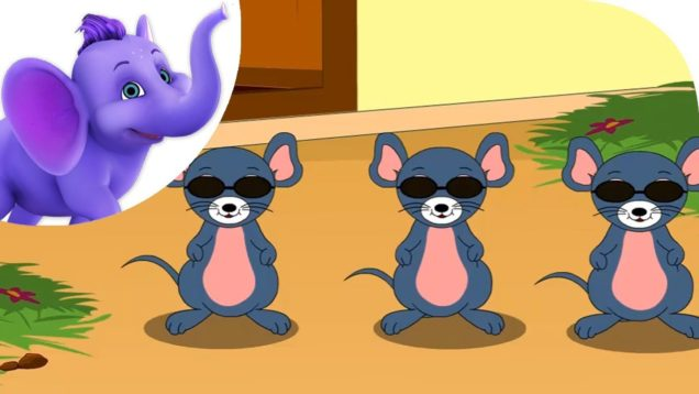 Three Blind Mice in Telugu