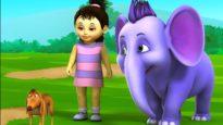Titli 3D Rhymes in Hindi