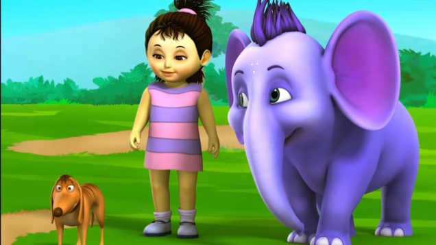Titli 3D Rhymes in Hindi