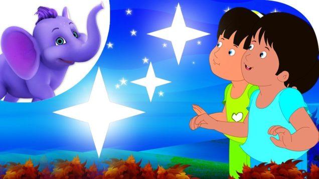 Twinkle Twinkle Little Star in Telugu