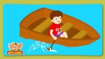 Bateau Sur L'eau – French Nursery Rhyme
