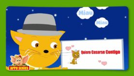 El señor Don Gato – Spanish Nursery Rhyme