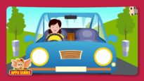 En coche va una niña – Spanish Nursery Rhyme