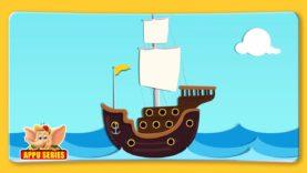 Il Etait Un Petit Navire – French Nursery Rhyme