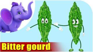Karle (Bitter Gourd) – Vegetable Rhymes in Marathi