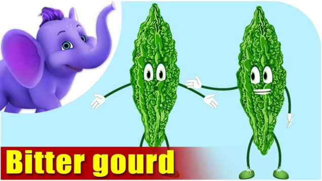 Karle (Bitter Gourd) – Vegetable Rhymes in Marathi