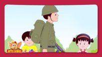 Mambrú se fue a la Guerra – Spanish Nursery Rhyme