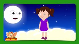 Quisiera ser tan alta – Spanish Nursery Rhyme
