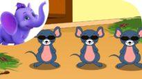 Three Blind Mice in Malayalam