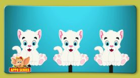 Trois Petits Chats – French Nursery Rhyme