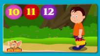 Un, Deux, Trois, Allons Dans Les Bois – French Nursery Rhyme