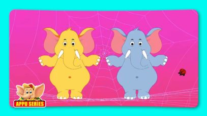 Un Elefante Se Balanceaba – Spanish Nursery Rhyme