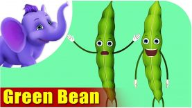 Same (Green Beans) – Vegetable Rhymes in Hindi