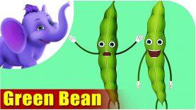 Sheng (Green Beans) – Vegetable Rhymes in Marathi